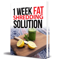 1 Week Fat Shredding Solution